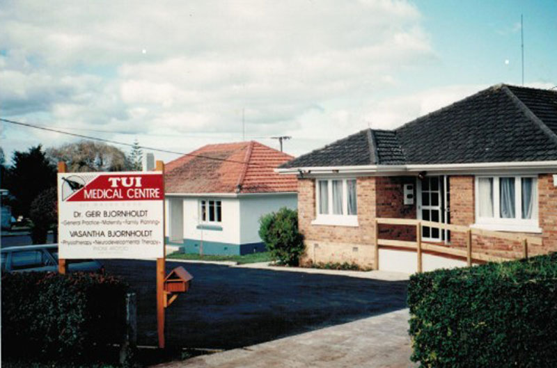 Tui Medical Centre 1990